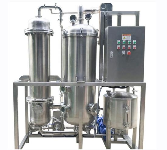 三效多级蒸发器